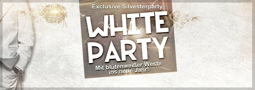 White Party Silvester