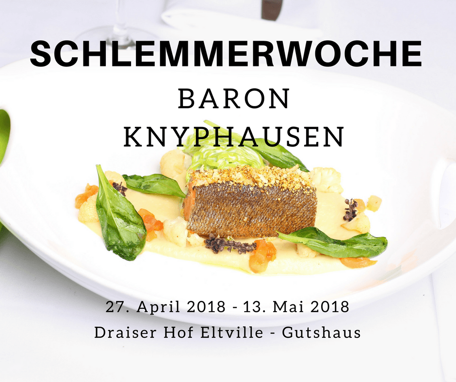 Pop Up Restaurant | Schlemmerwoche 2018