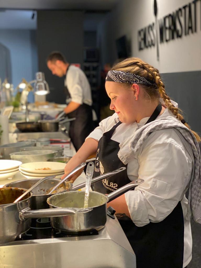 Katrin Neugebauer | Kochwerkstatt Wiesbaden |